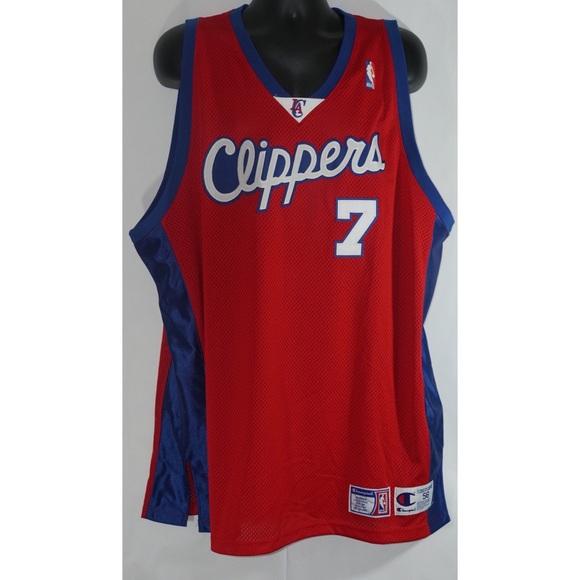 a17b5597f44fb Champion Shirts | Los Angeles Clippers Lamar Odom Jersey | Poshmark